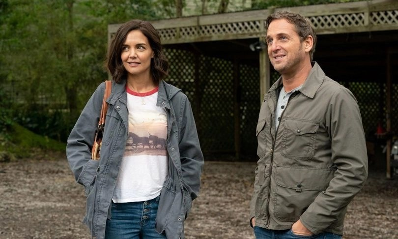 Katie Holmes e John Lucas in The Secret - La forza di sognare
