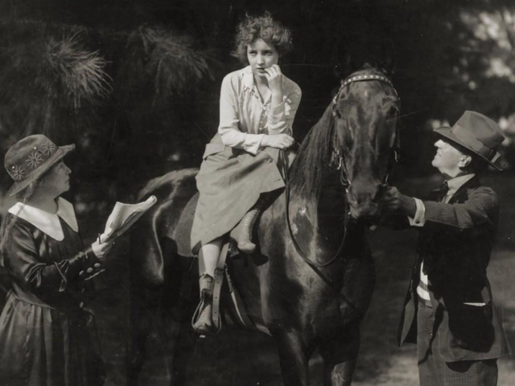 Le pioniere del cinema erano donne 1