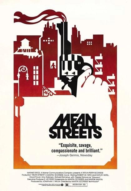 Mean Streets - Domenica in chiesa, lunedì all'inferno: La genesi di Scorsese 1