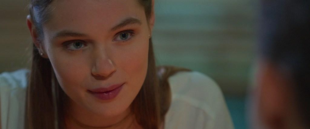Bianca Panconi è Sofia in Un Cielo stellato sopra il Ghetto