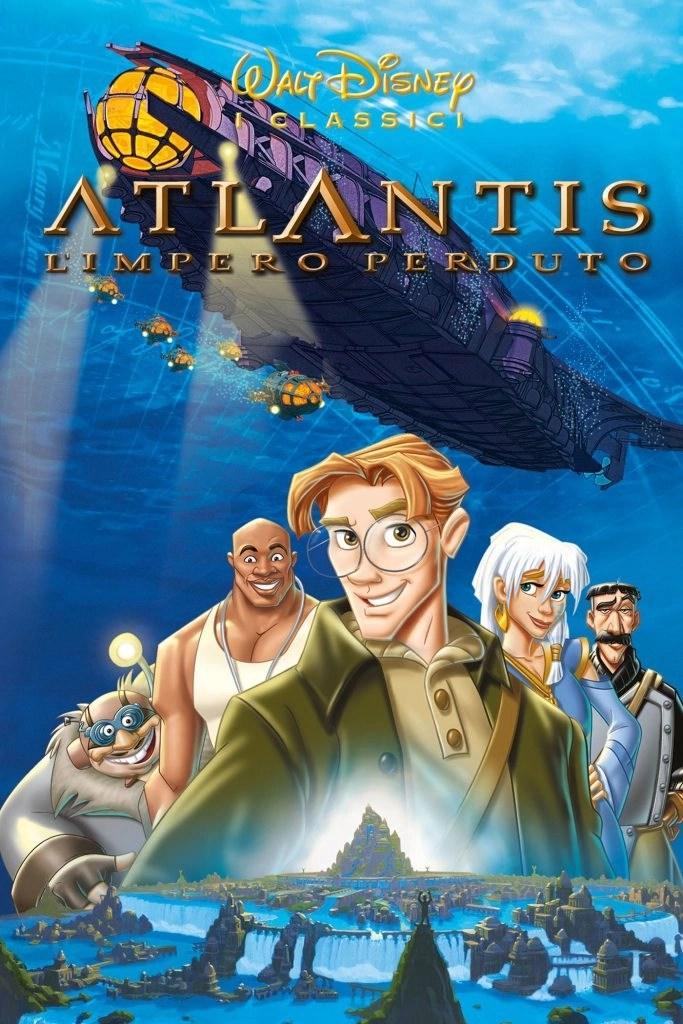 Atlantis - L'impero perduto: Il ritorno all'animazione in 70 mm 2