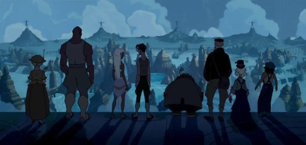 Atlantis - L'impero perduto: Il ritorno all'animazione in 70 mm 12