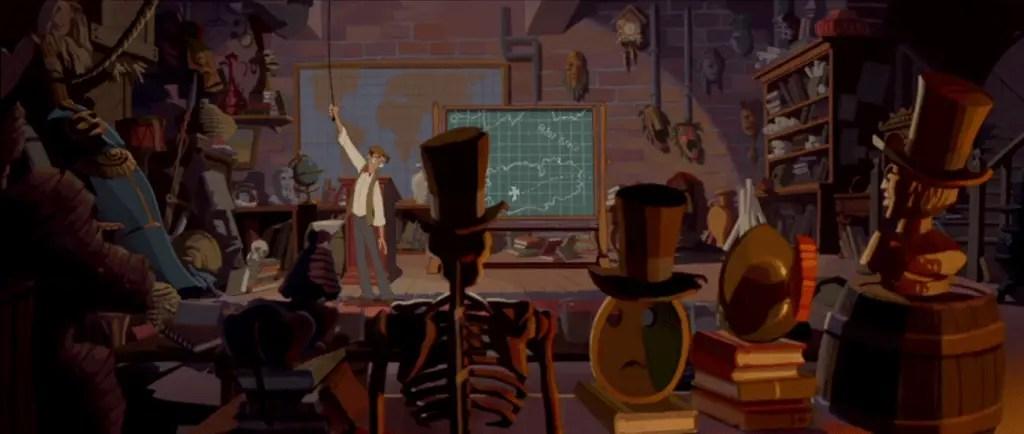 Atlantis - L'impero perduto: Il ritorno all'animazione in 70 mm 10