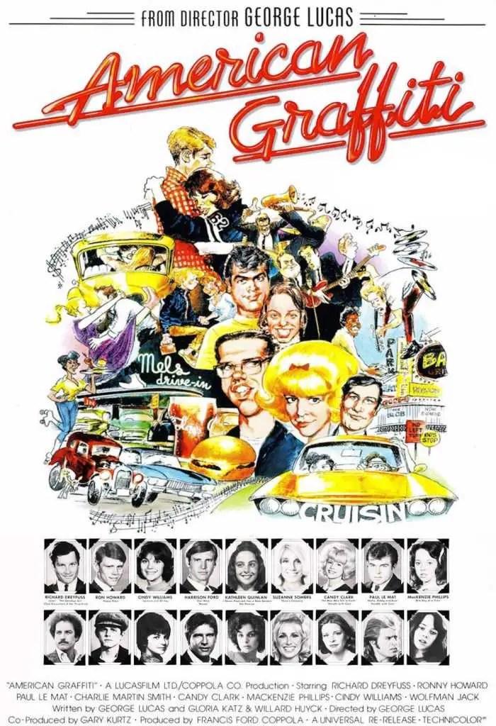 """American Graffiti: gli """"happy days"""" della New Hollywood 2"""