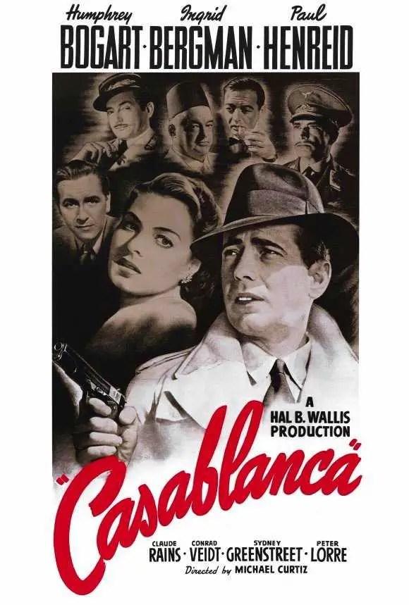 Casablanca: l'amore trionfa a Hollywood 1