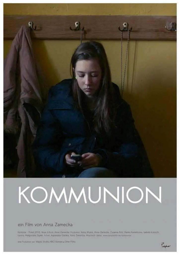 Kommunion locandina film2016
