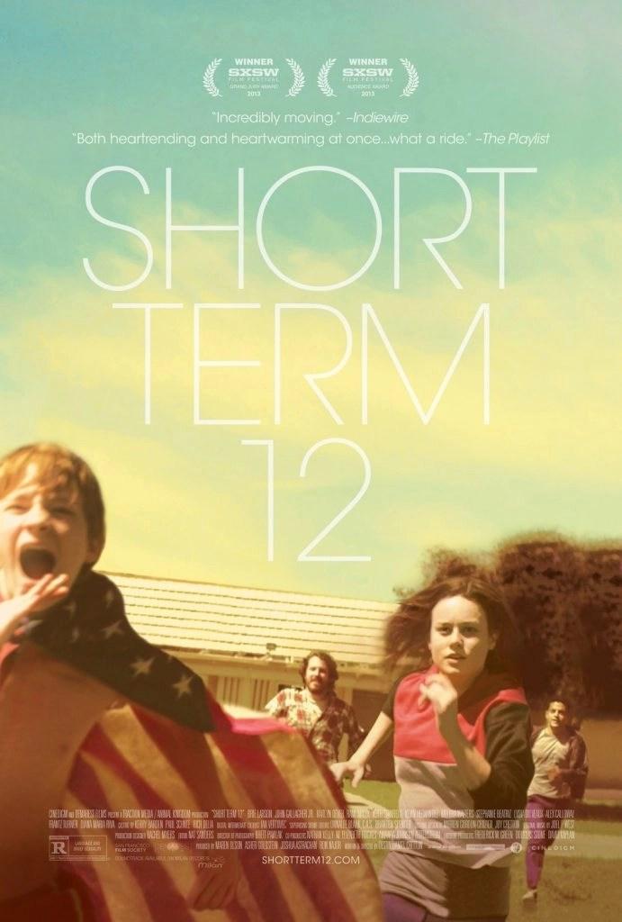 Short Term 12 locandina film