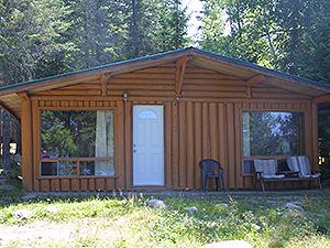 Camp Lochalsh Cabin 2 Exterior - Ontario Fishing - Wabatongushi Lake