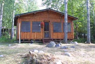 Camp Lochalsh Cabin 6 - Ontario Fishing - Wabatongushi Lake