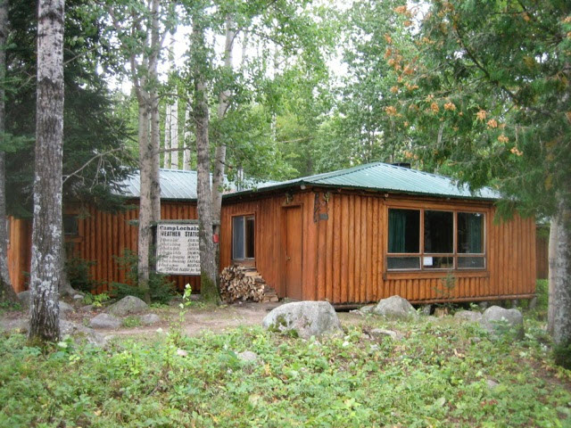 Loch island lodge camp lochalsh northern ontario for Ontario fishing lodges and resorts