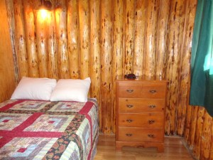 Camp Lochalsh Cabin 3 Bedroom 1