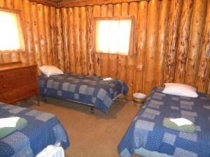 Camp Lochalsh Cabin 7 Bedroom 1