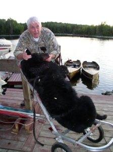 Ontario Bear Hunting