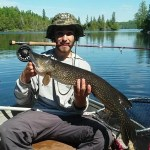 Northern Pike on Outpost Lake
