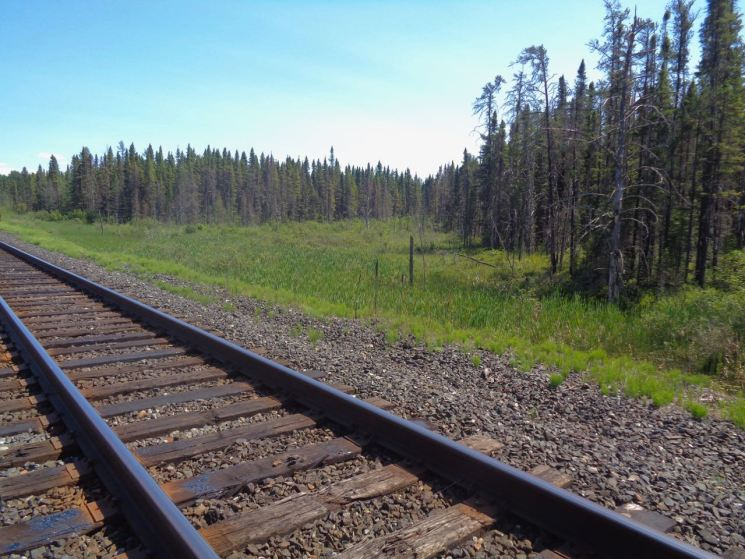 The CPR tracks