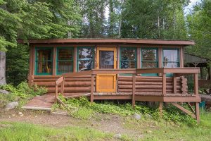 Camp Lochalsh Cabin 1