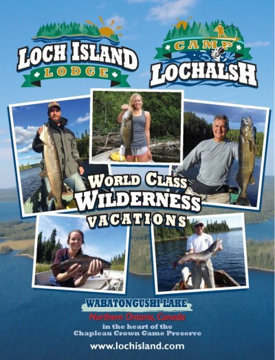 Loch Island Lodge - Camp Lochalsh 2018 Brochure
