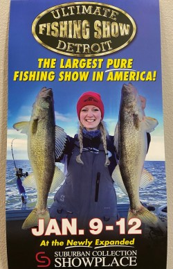 2020 Ultimate Fishing Show Poster