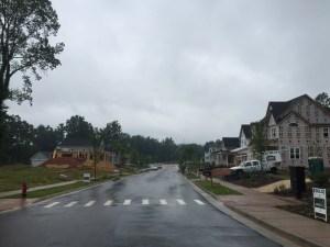 Becoming a real neighborhood !