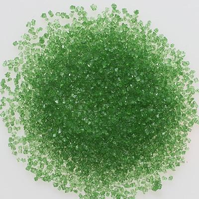 green-sanding-sugar