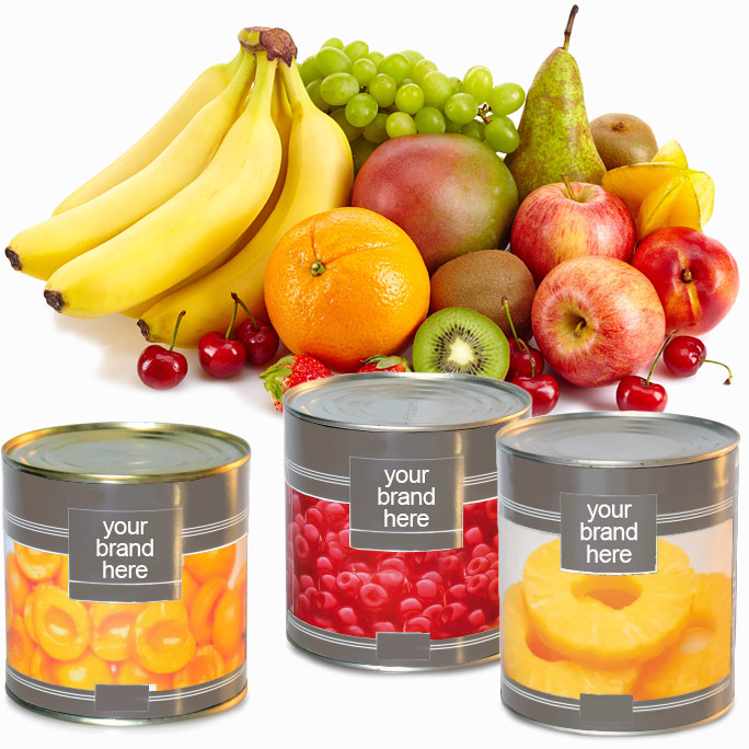 Canned Fruits Loc Industries