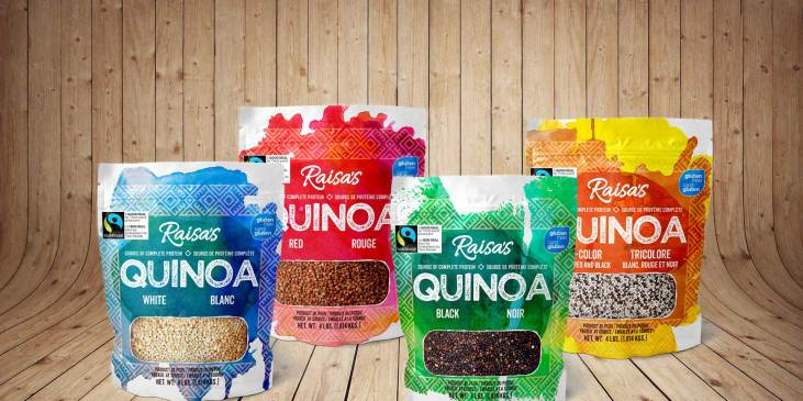quinoa private label