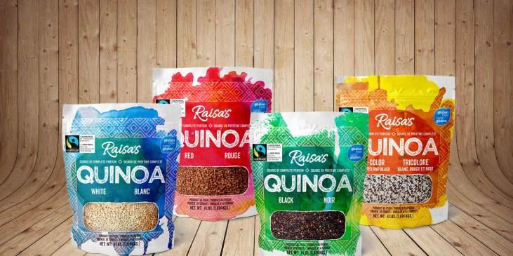 quinoa private label
