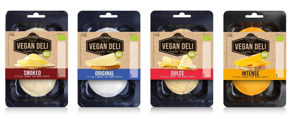 Vegan product range
