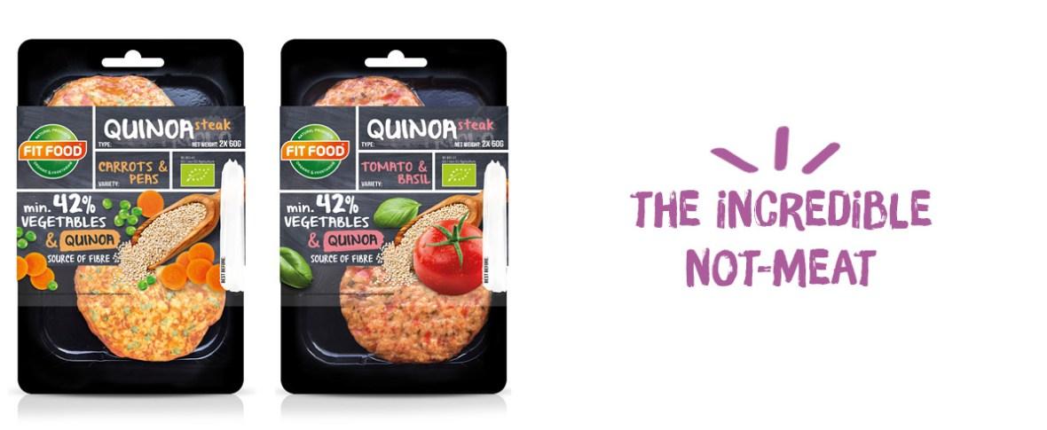 Quinoa Steaks