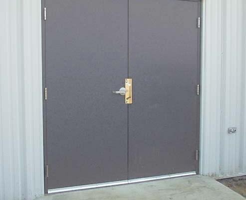 Commerical Double Doors