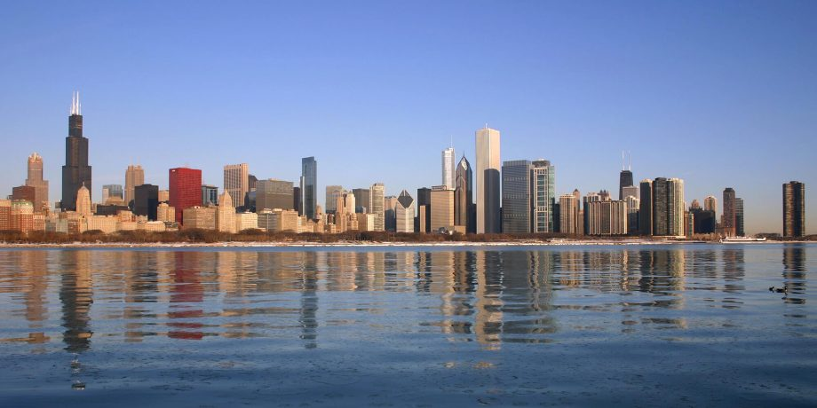 Inner City Chicago Sounds Like a Warzone