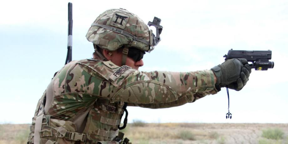 US Army Finally Selects the Sig Sauer as its New Service Pistol