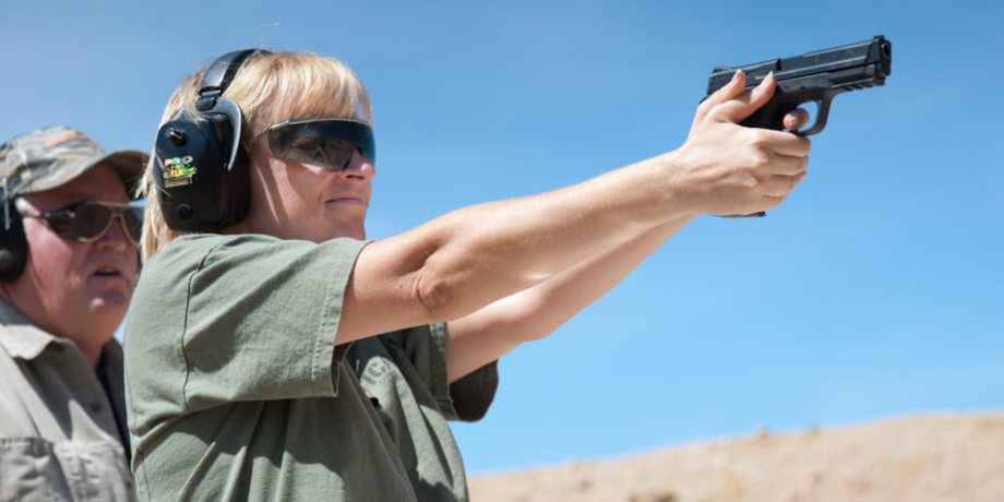 The Importance of Learning to Shoot under Stress