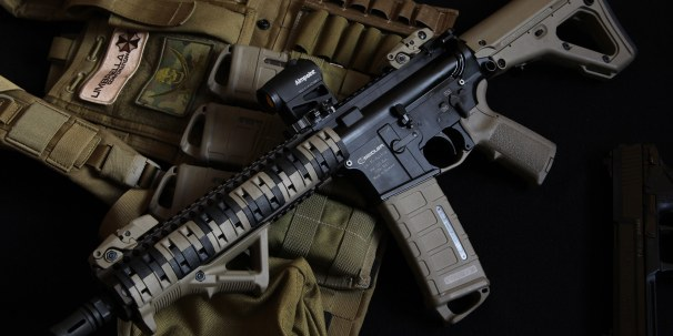 The Easy (and Legal) Way to Get a SBR (Short Barreled Rifle)
