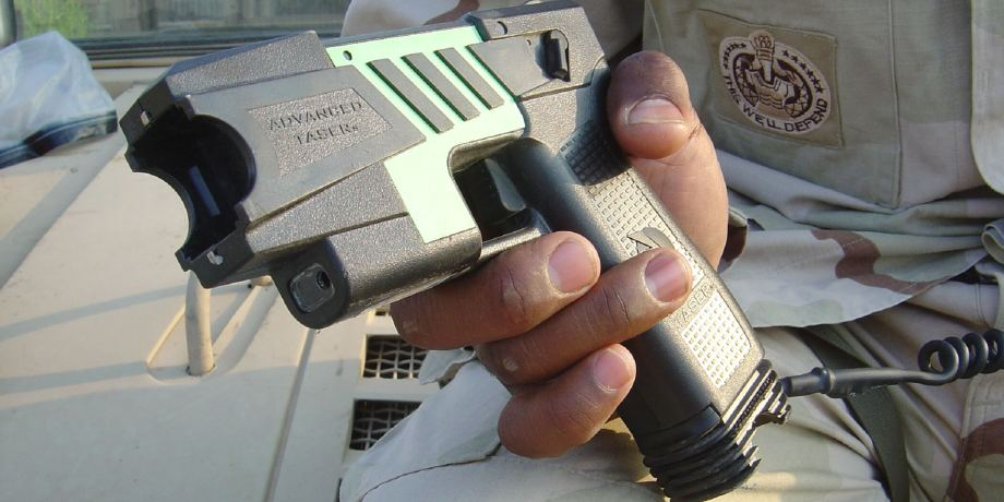Tasers Aren't a Guarantee to Stop an Attacker