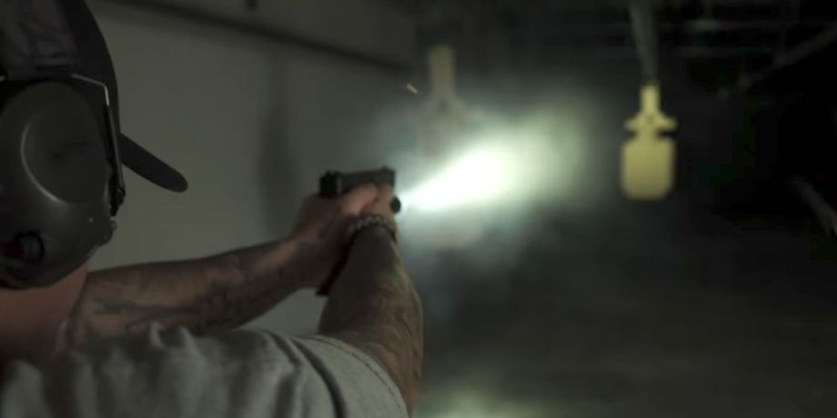 How to Use a Weapon Mounted Light on a Handgun