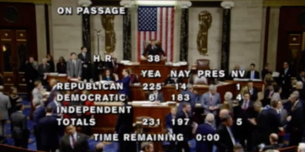 House Passes National Conceal Carry Reciprocity