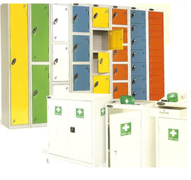Medical lockers | workplace lockers for sale | Lockers for sale Dublin