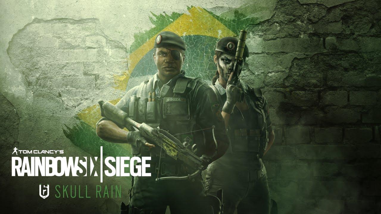 Rainbow Six Siege de graça até 31 de julho no Xbox One e PC