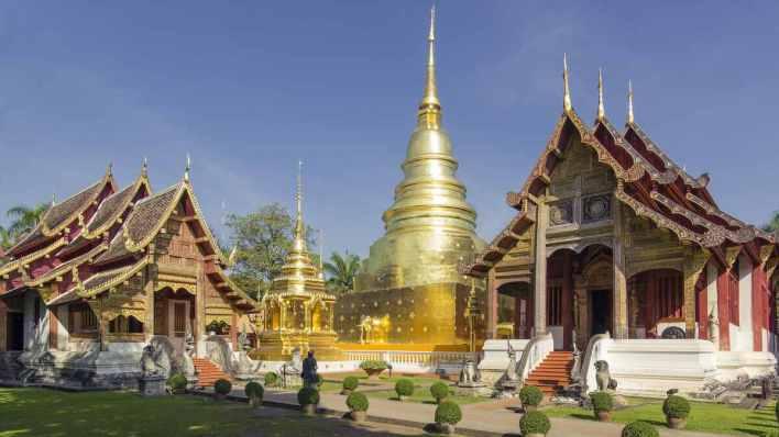 泰國清邁必去景點 - 帕邢寺