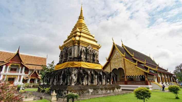 泰國清邁必去景點 - 清曼寺
