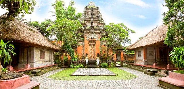 峇里島必去景點 - 阿貢拉伊藝術博物館 Agung Rai