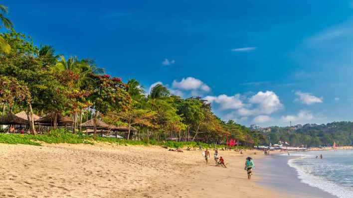 峇里島必去景點 - 金巴蘭海灘 Jimbaran