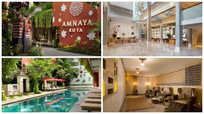 2020峇里島住宿推薦 - Amnaya Resort Kuta