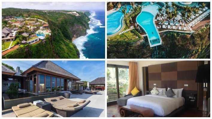 峇里島烏魯瓦圖Villa推薦 - The Edge Bali 烏魯瓦圖阿麗拉別墅