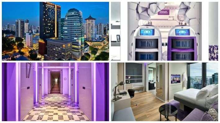 2020新加坡住宿推薦 - YOTEL Singapore Orchard Road 新加坡烏節路YOTEL飯店