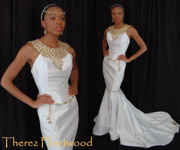 Exotic Ethnic Wedding Gowns