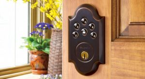 Keypad Door Lock, Smart Lock