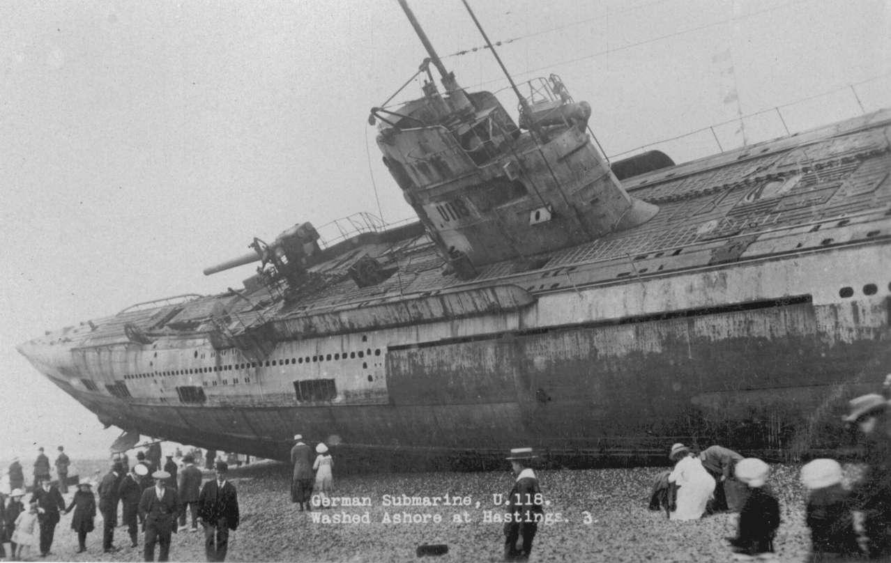 German U Boats Intro