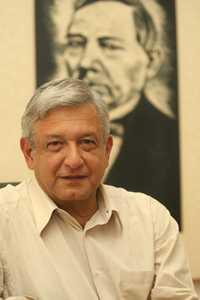 Andrés Manuel López Obrador en imagen reciente. Foto Carlos Ramos M.